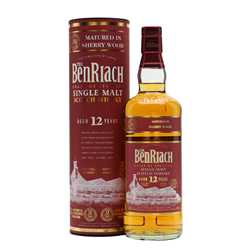 Benriach - Sherry Woods - 12 ans