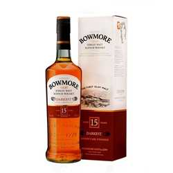 Bowmore - Darkest - 15 ans