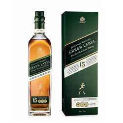 Johnnie Walker - Green Label - 15 ans