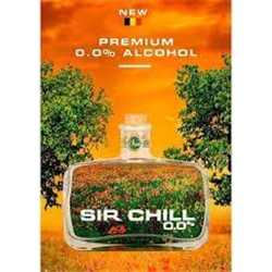 Sir Chill - Non-alcoholic Gin